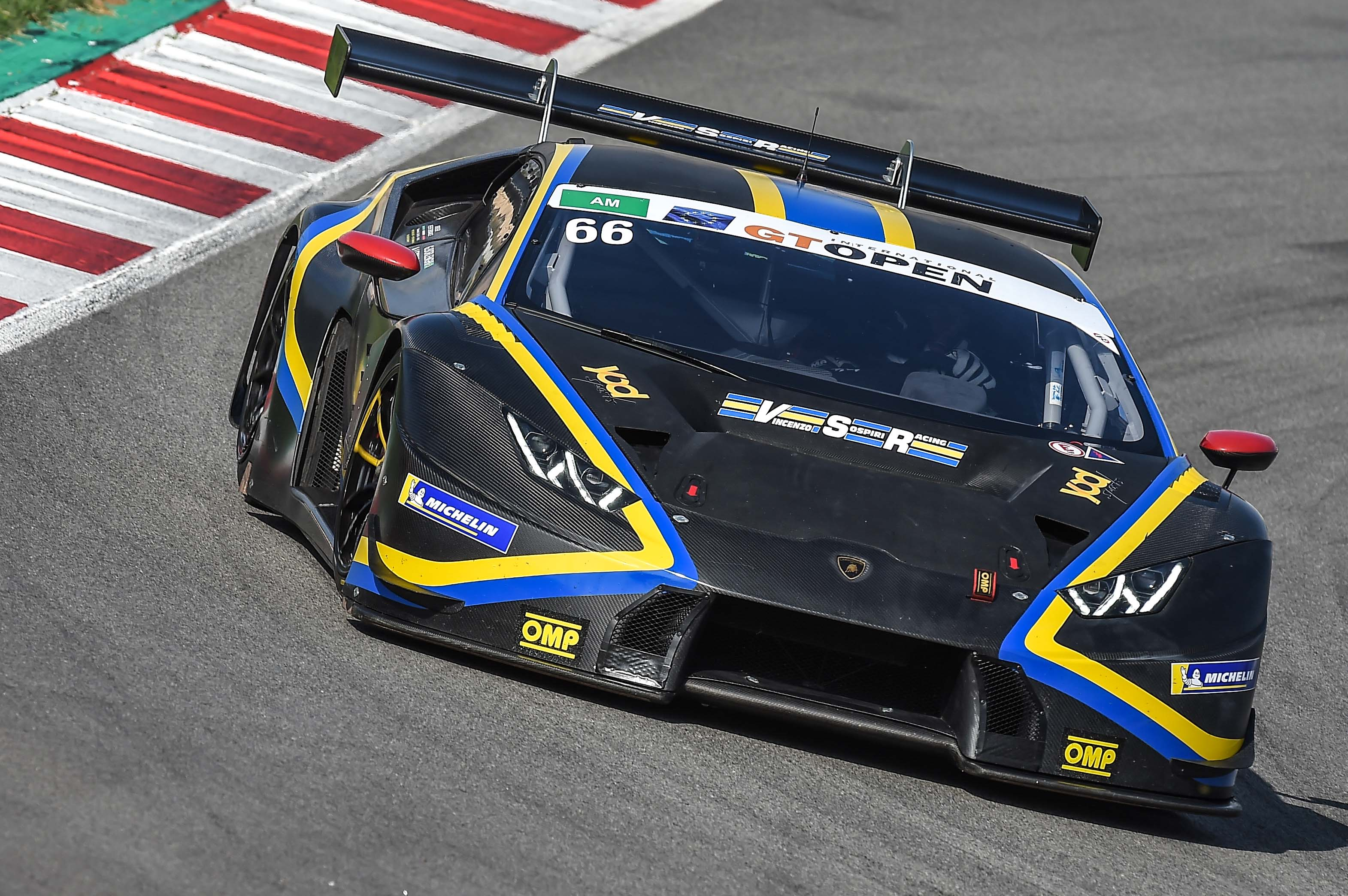 CHAMPIONS! BORLENGHI AND LEWANDOWSKI TAKE INTERNATIONAL GT OPEN HONOURS AT BARCELONA