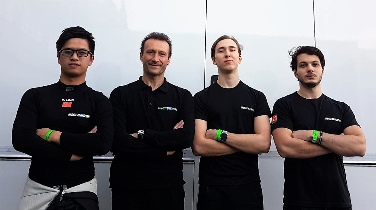 VSR ADDS ITALIAN GT CAMPAIGN FOR 2019